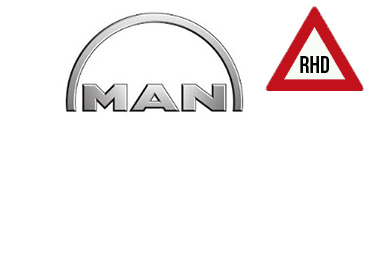 Right Hand Drive - MAN