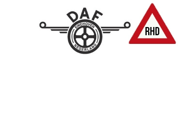 Right Hand Drive - DAF
