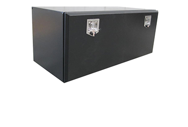 Powdercoated boxes