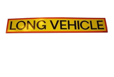 Stickers Long Vehicle