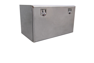 Stainless-steel boxes