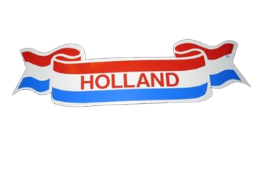 Stickers Holland